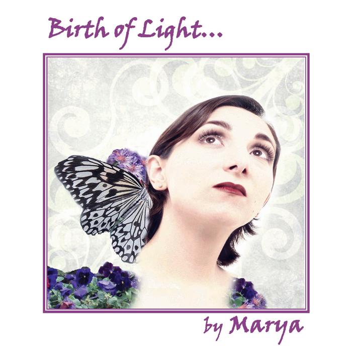 Birth of Light CD Cover