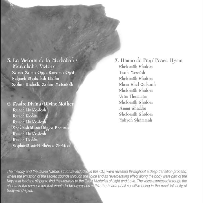 Divine Revelation Titelliste 2