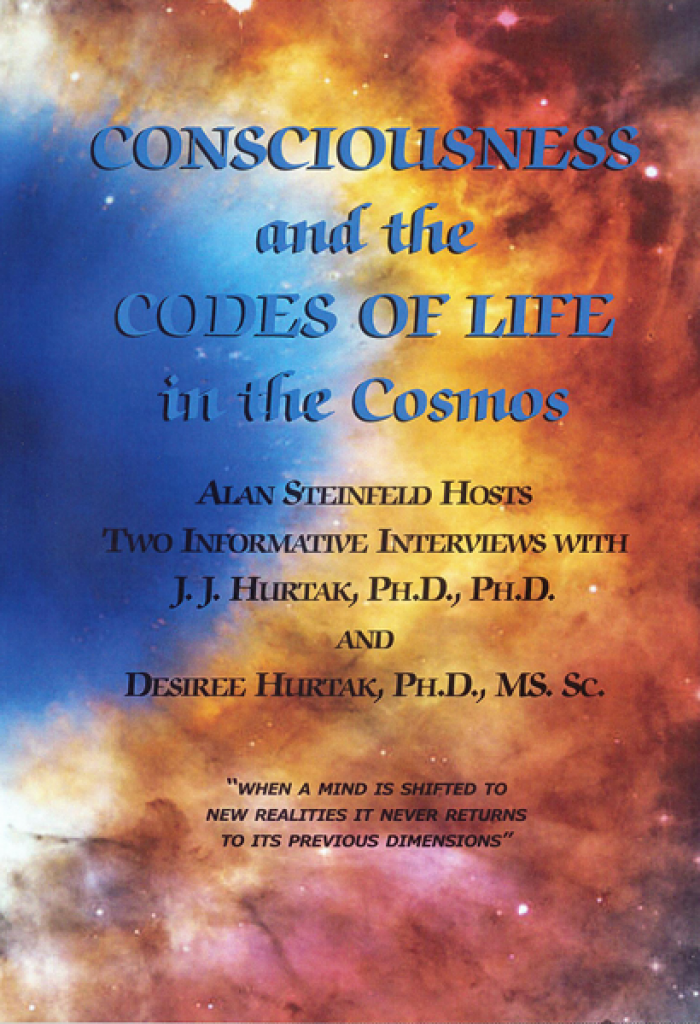 Consciousness and the Codes of Life DVD