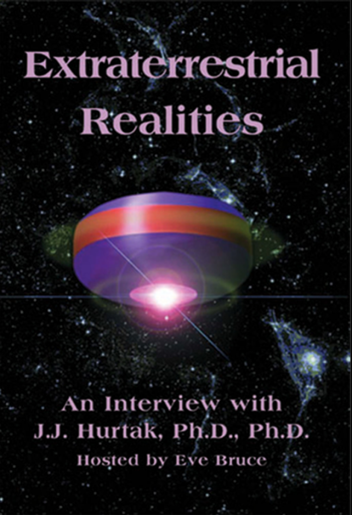Extraterrestrial Realities DVD Cover