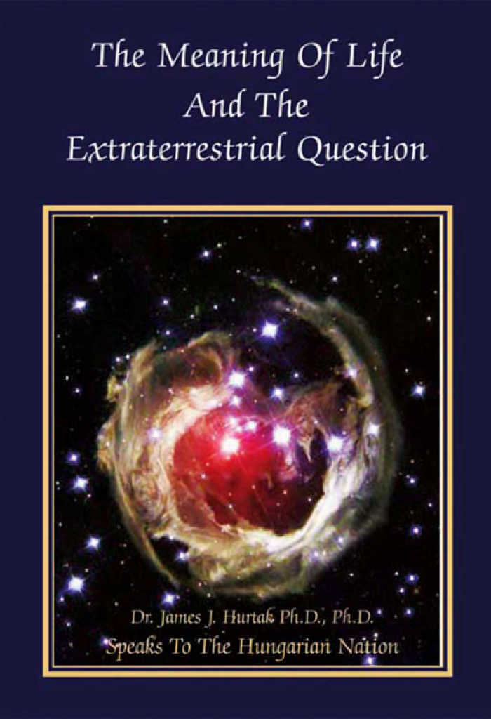 The Meaning of Life and the Extraterrestrial Question DVD