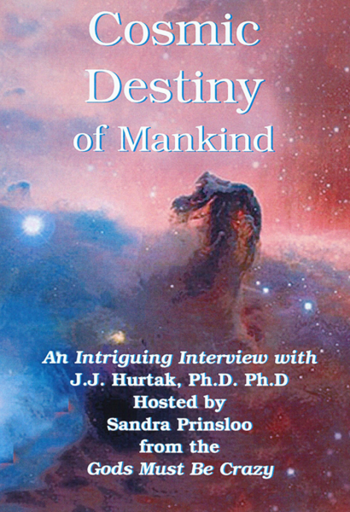 Cosmic Destiny of Mankind DVD