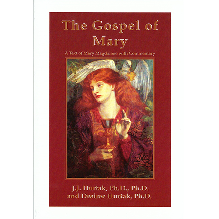The Gospel of Mary Cover