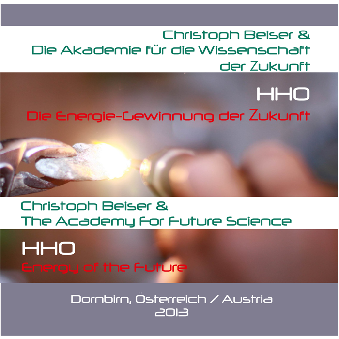 HHO Christoph Beiser DVD Cover