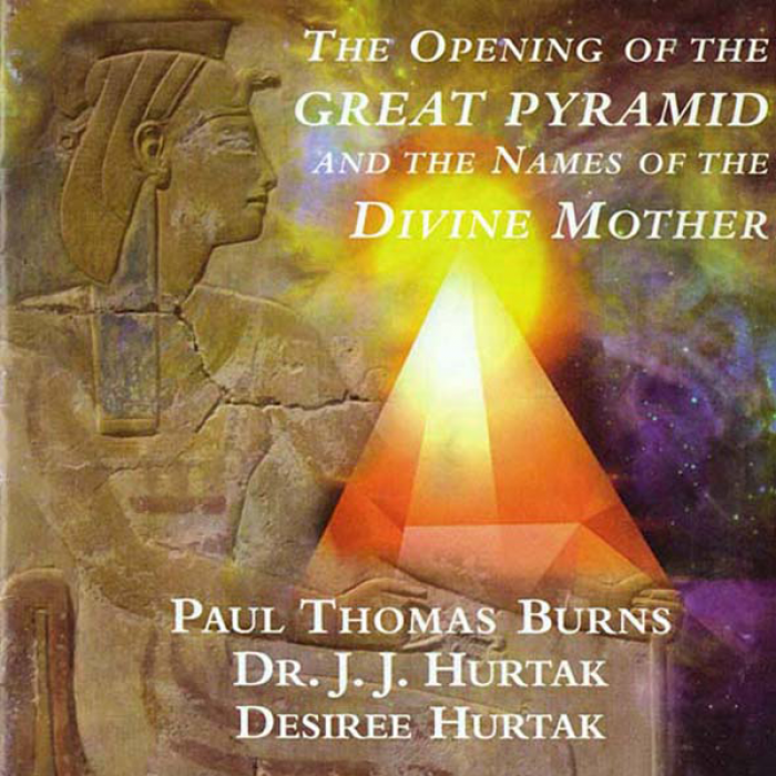 The Opening of the Great Pyramid CD