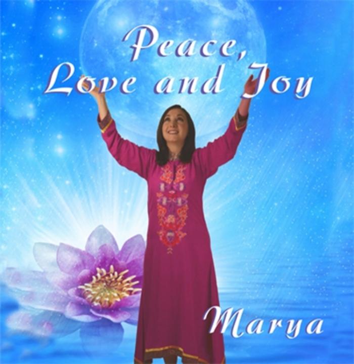 Peace, Love and Joy CD