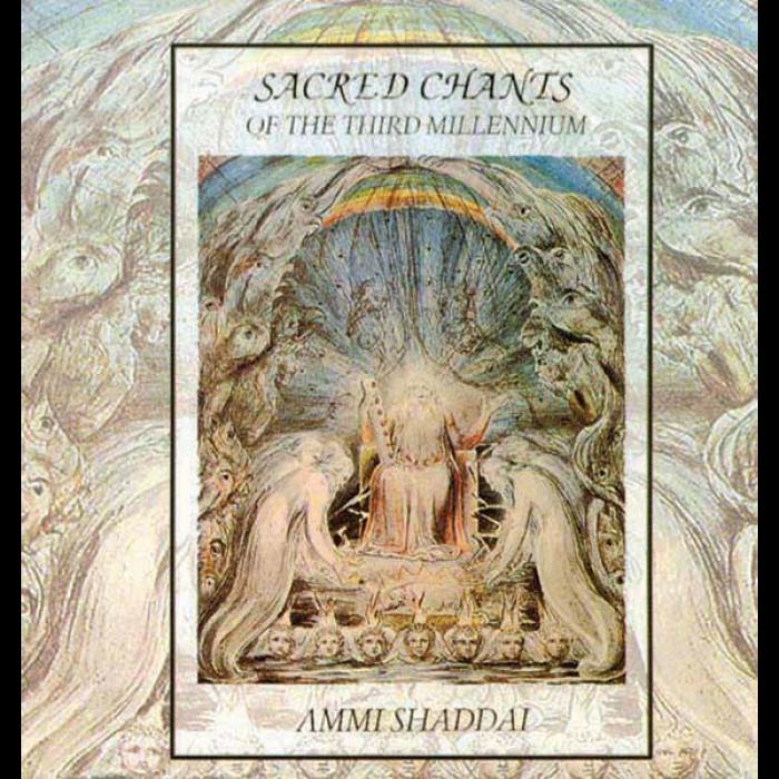 Sacred Chants Cover