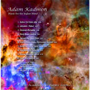 Adam Kadmon CD Titelliste