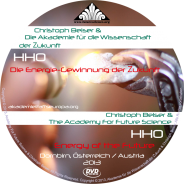 HHO Christoph Beiser DVD Label