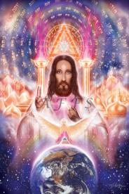 DER KOSMISCHE CHRISTUS